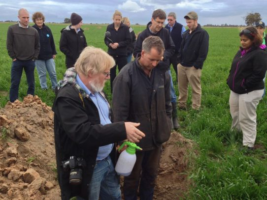 Still time to sign up for soils tour