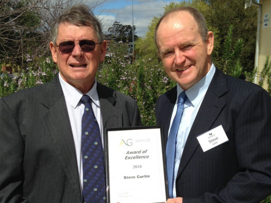 WA ag researchers receive top industry honour