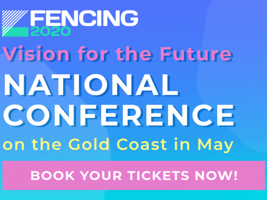 FENCING 2020: Vision for the Future conference