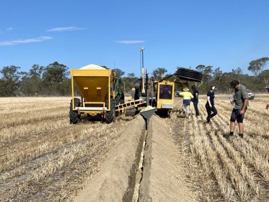 Putting a value on paddock drainage